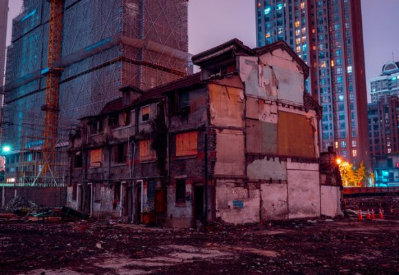 Photographer Captures Shanghai's Disappearing Streets