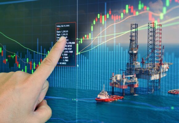 Features of natural gas trading